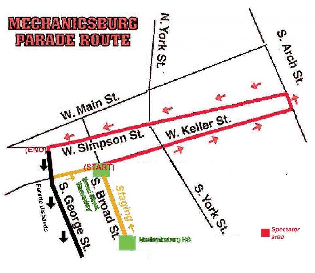 How Long Is Mechanicsburg Halloween Parade 2020 Halloween Parade   The Mechanicsburg Chamber of Commerce