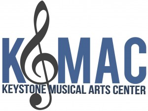 Keystone Musical Arts Center student bands- logo