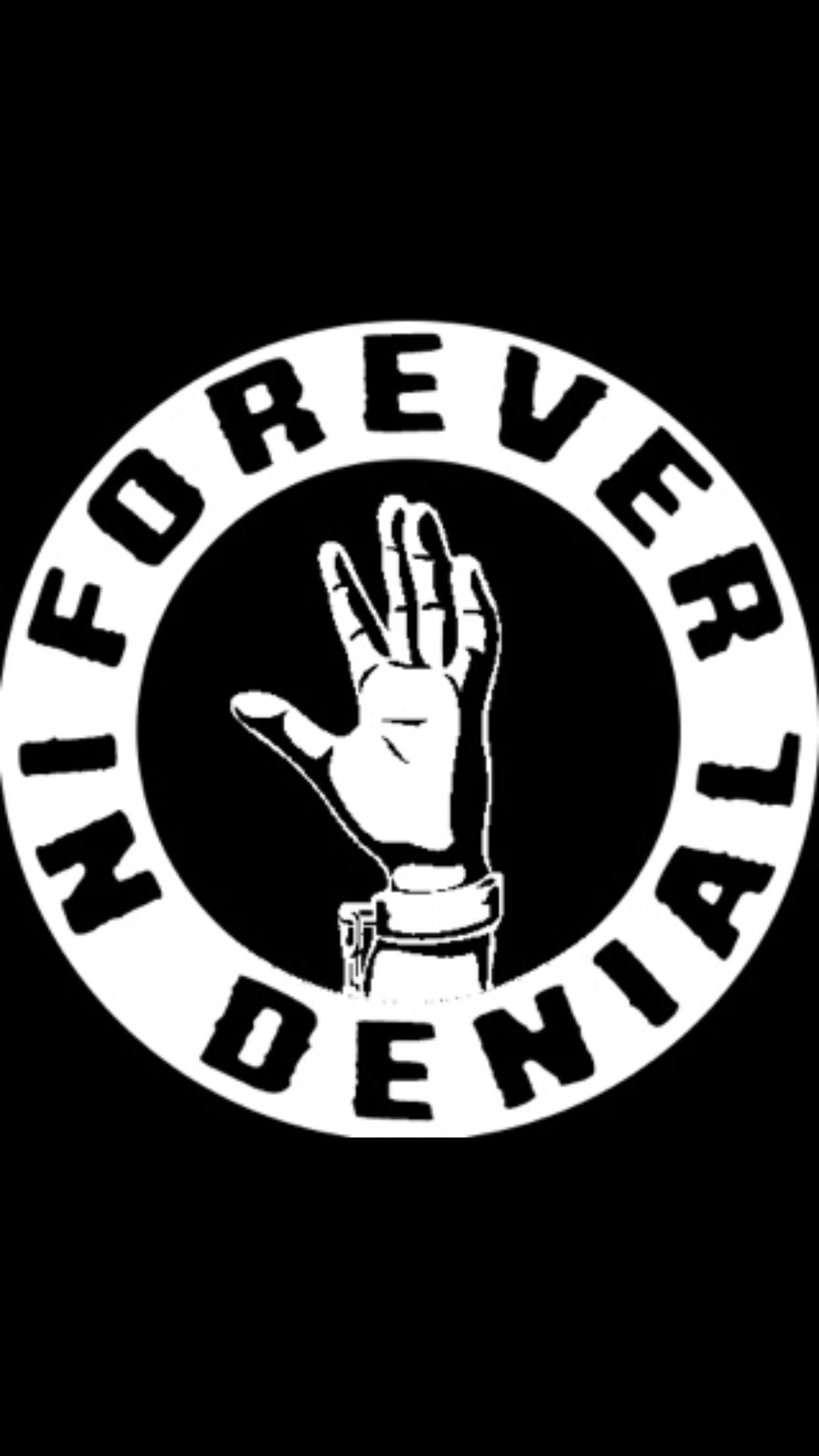 forever in denial